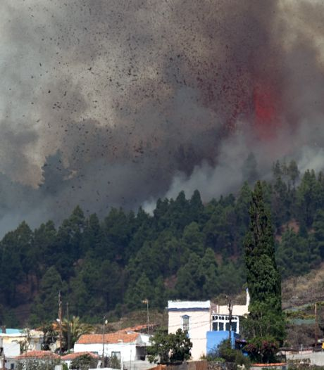 Vulkaanuitbarsting op Canarisch eiland: kleinschalige evacuatie, Nederlandse toeristen veilig