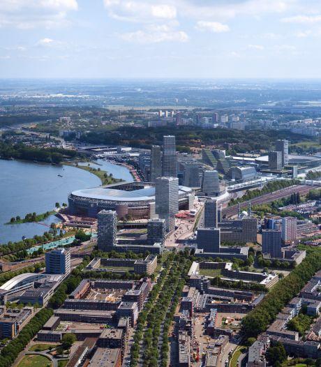 Supporters naar Raad van State vanwege bestemmingsplan Feyenoord City