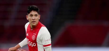 Ajax laat Edson Álvarez streep zetten door Valencia