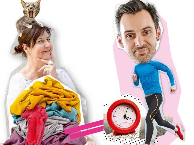 """Uitgetest: de 1 uur-kuur. Kan je een goede gewoonte ontwikkelen in 60 minuten? """"Elke dag 10 minuten, daar bied je geen weerstand tegen"""""""