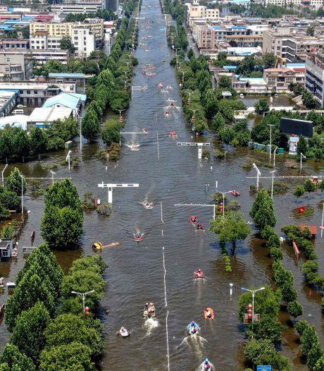 Des influenceurs chinois gênent les secours lors des graves inondations en se mettant en scène sur Tiktok