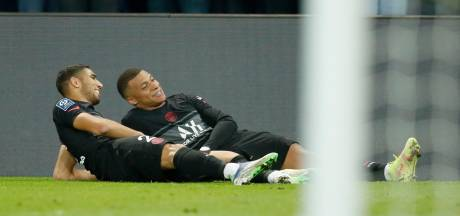 Mbappé helpt Messi-loos PSG aan ontsnapping tegen Angers