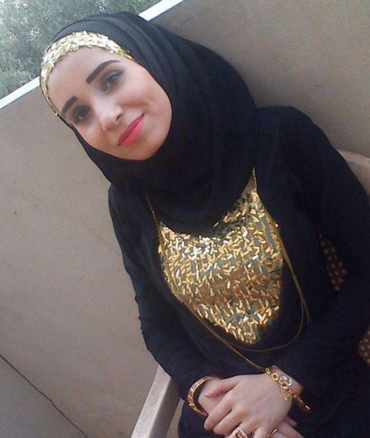 Burgerjournaliste Ruqia Hassan. Beeld Facebook