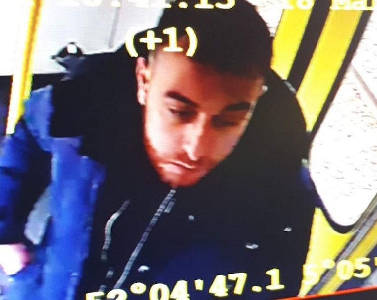 Gökmen Tanis wordt gezocht door de politie Beeld Politie Utrecht
