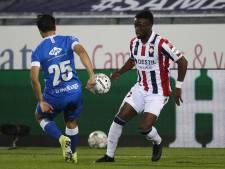 LIVE   Willem II ontsnapt langzaamaan aan wurggreep PEC Zwolle