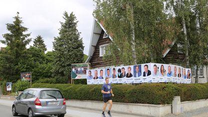 Daar is de verkiezingskoorts: bordenoorlog breekt uit in Geetbets