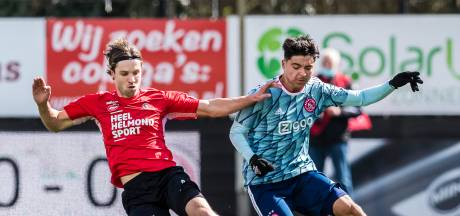 Samenvatting | Helmond Sport - Jong Ajax