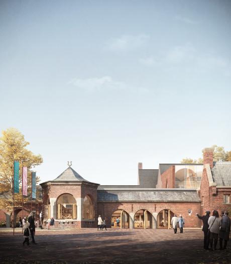 Schetsontwerp gepresenteerd: museum met een levendig plein