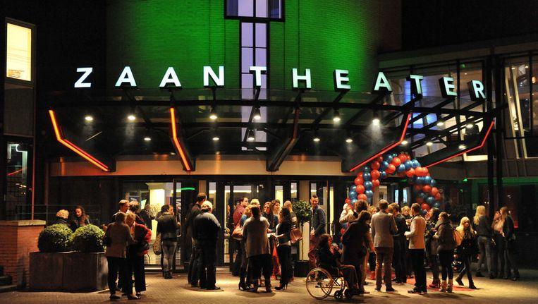 Het Zaantheater in Zaandam. Beeld ANP Kippa
