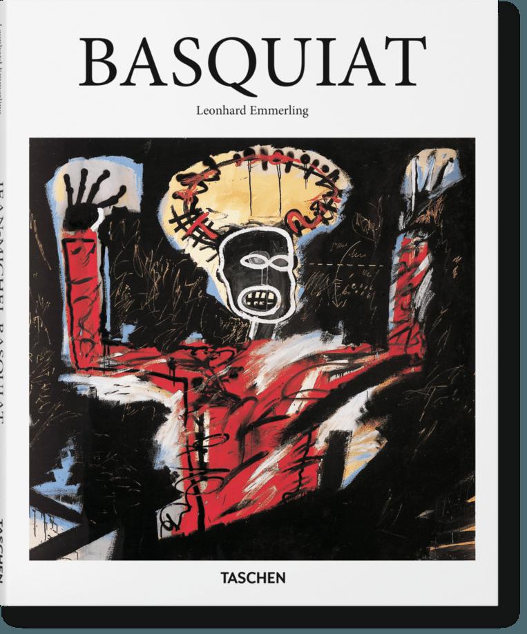 Boek over de rise-to-fame van Baquiat. Beeld Taschen