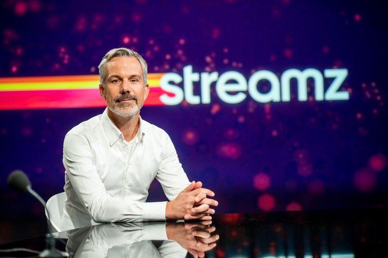 Streamz-CEO Peter Vindevogel: 'Er wordt meer gestreamd dan ooit en dat merken ook wij in de cijfers' Beeld BELGA