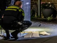 Conflict in Tilburg: slachtoffer ligt gewond voor woning
