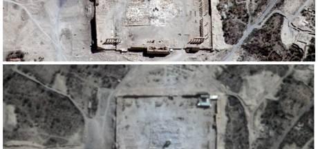 Des images satellite confirment la destruction du temple de Bêl à Palmyre