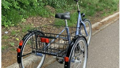 """Dieven aan de haal met fiets van gehandicapte jongeman ter waarde van 2.000 euro: """"Wie doet nu zoiets?"""""""