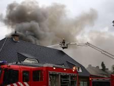 Roy ontdekte de grote brand in Oss: 'Ik riep keihard brááánd, bráááánd'