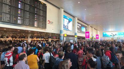 Luchthavenpolitie dreigt met acties op Zaventem in élke vakantie: mogelijk al lange wachtrijen in krokusvakantie
