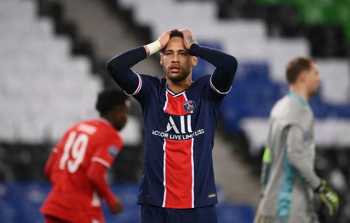 Neymar n'a pas marqué mais a survolé les débats.