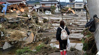 Verontwaardiging in Japan: evacuatiecentrum stuurt daklozen weg tijdens doortocht tyfoon Hagibis