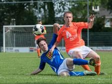 Programma amateurvoetbal: drie duels eerder door kermissen