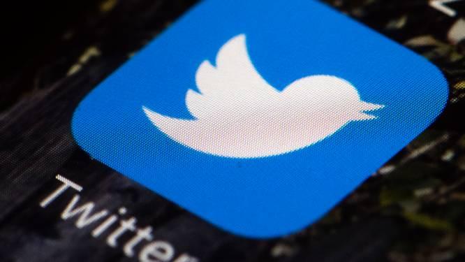 Twitter test annuleringsknop