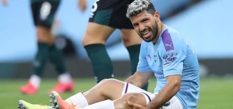 Manchester City moet Agüero mogelijk tot november missen