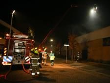 Zeer grote brand in Hardinxveldse deurfabriek onder controle
