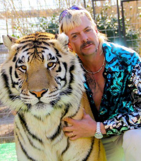 """""""Joe Exotic"""" et ses tigres reviennent sur Netflix"""