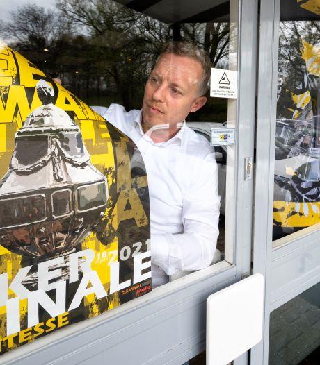 Trots overheerst na verlies in bekerfinale; 'Vitesse leeft als nooit tevoren'
