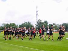 Trainingen van GA Eagles mogen vanaf komende week weer met publiek