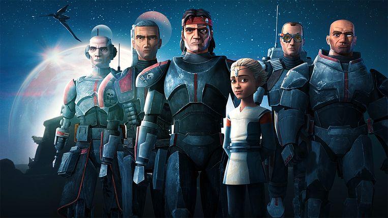 Star Wars: The Bad Batch Beeld Disney+
