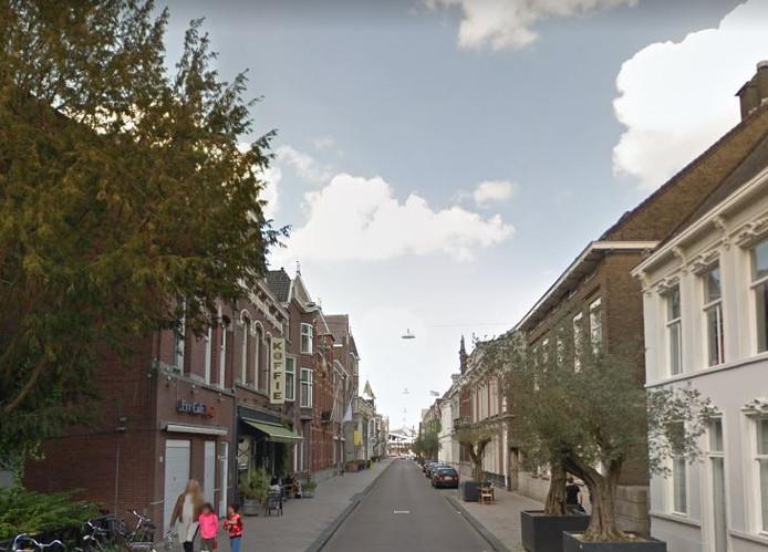 Stationsstraat in Tilburg (ter illustratie).