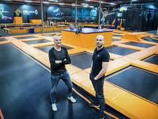 Springen, tricks en kunstjes op openingsdag Jumpsquare Nijmegen