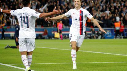 HERBELEEF. Hazard en Real ten onder tegen PSG, Meunier scoort - City moeiteloos voorbij Shakhtar
