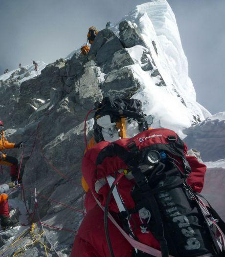 Indiase klimmer eerste dode van 2019 op drukbezochte Mount Everest
