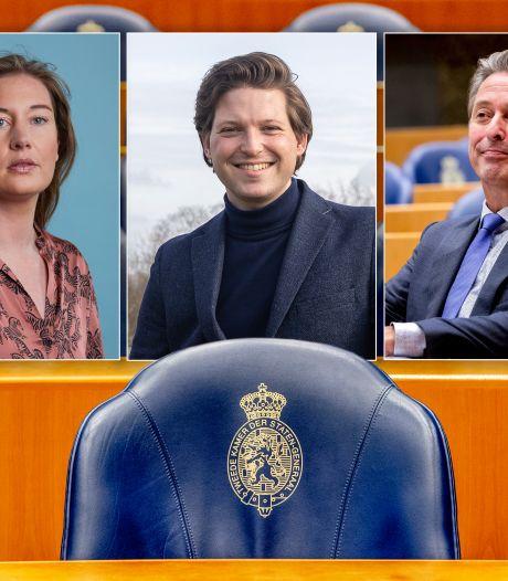 De Zwolse maffia wacht op een revival in de Tweede Kamer, maar of dit trio dat gaat doen...