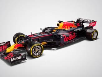Met deze auto gaat Max Verstappen dit jaar voor de titel
