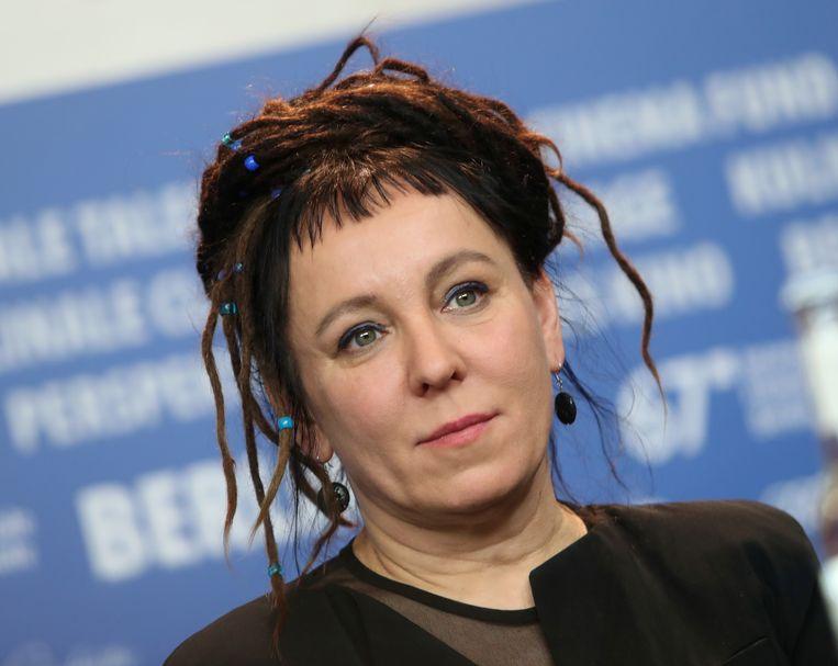 Olga Tokarczuk. Beeld REUTERS