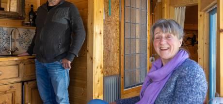 Gemeente gedoogt toch overnachten in tuinhuisje Bokhoven