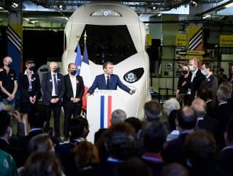 Frankrijk viert 40 jaar TGV