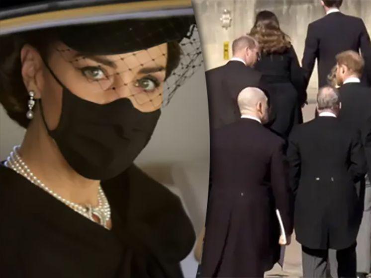"""Hoe stille verzoenster Kate de heldin van de natie werd: """"Had Philip dit moment kunnen zien, hij zou fier geweest zijn"""""""