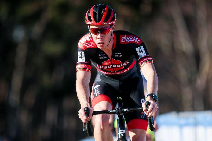 Laurens Sweeck wil in de Ronde van België de puntjes verder op de i zetten.