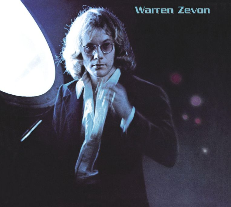 Warren Zevon - Warren Zevon (1976) Beeld null