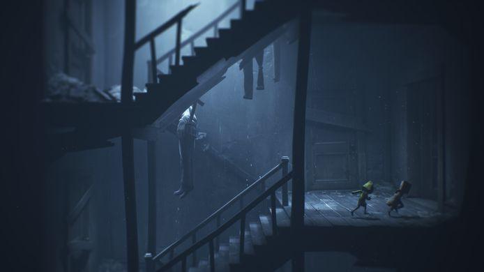 De makers van de game, het Zweedse Tarsier Studio, werken ook enorm efficiënt met licht en schaduwen.