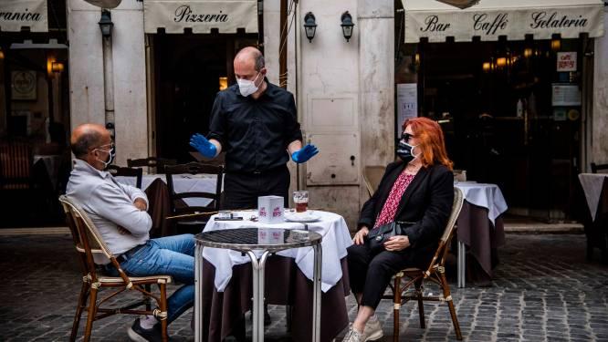 Coronapas wordt verplicht voor alle Italiaanse werknemers