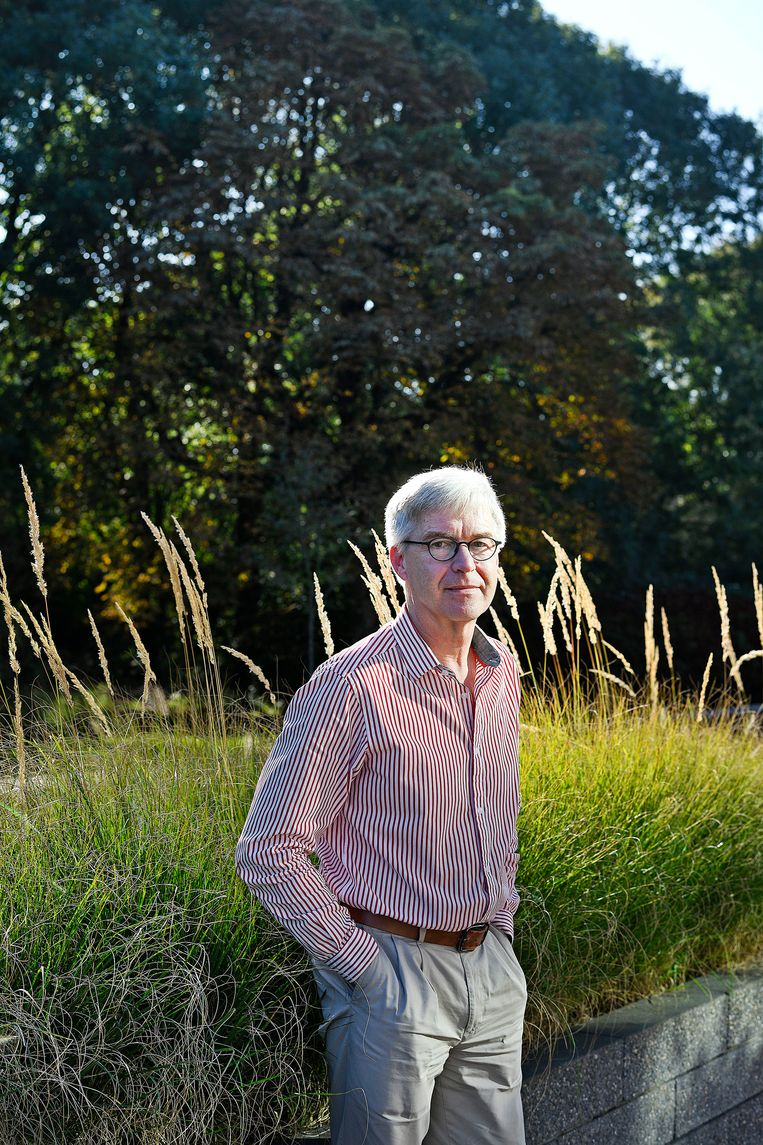 Gert Kuiper, broer van een van de vier IKON journalisten die werden vermoord in El Salvador in 1982. Beeld Guus Dubbelman / de Volkskrant
