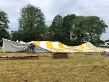 Kastanjerock viert rockfeest in Goirle dit jaar onder tentdoek