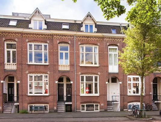 Woningen in Utrecht, waar de WOZ-waarde dit jaar 11 procent hoger ligt dan het jaar ervoor.