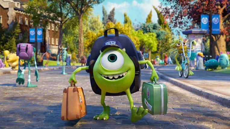 Monster's University Beeld Pixar