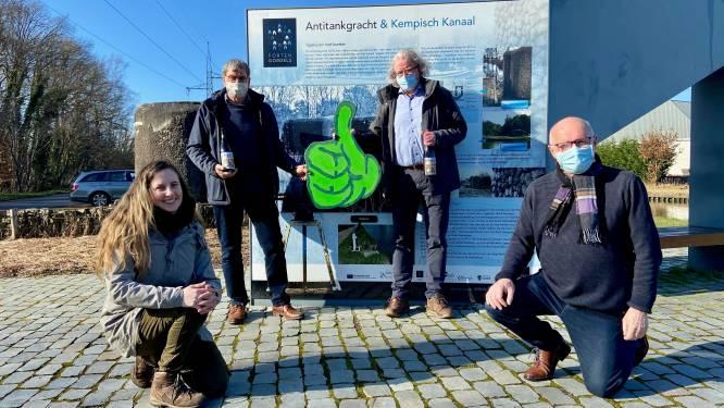 GroenRand reikt groene duim uit aan Natuurpunt voor hun aankoop- en natuurbeheermodel
