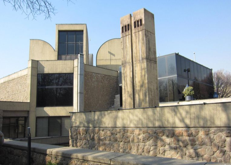 Tehran Museum of Contemporary Art. Beeld MRG90 via WikiMedia